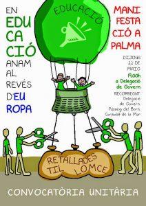 Manifestació Palma