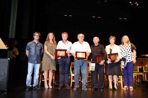 Foto premiats  gala federació 25-07-2014