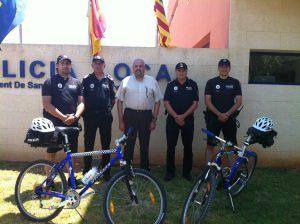 Nou servei polícia turistíca 2014