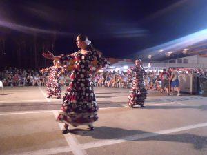 balls flamenc