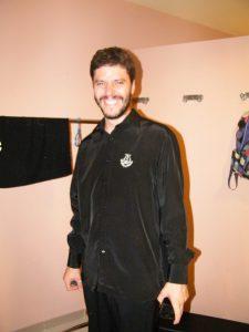 Joan Antoni Ballester director banda Son Servera 20 -09-2014 049