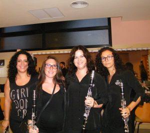 clarinets banda Son Servera