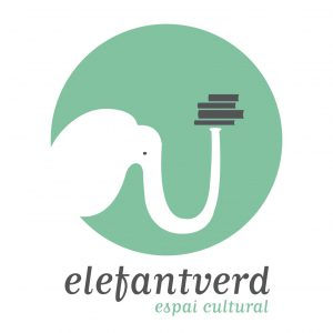 logo elefant verd