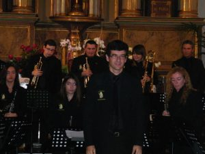 Banda concert Santa Cecília 22-11-2014 037