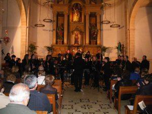Banda concert Santa Cecília 22-11-2014 039