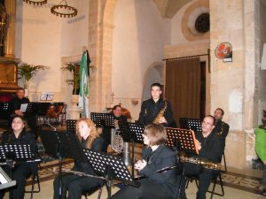 Banda concert Santa Cecília 22-11-2014 079