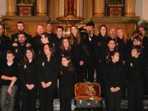Banda concert Santa Cecília 22-11-2014 121