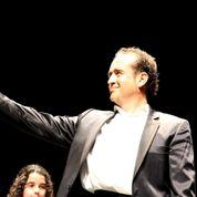 Eduardo Bernabeu director Banda de Música de Manacor