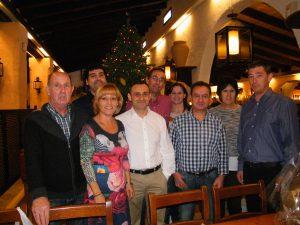 Dinar de Nadal A Veïntas sa Coma 05-12-2014 044