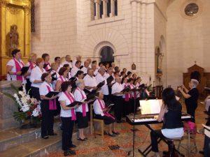29-09-2010 Concert Son Carrió Coral Gent Gran Punta de n'Amer