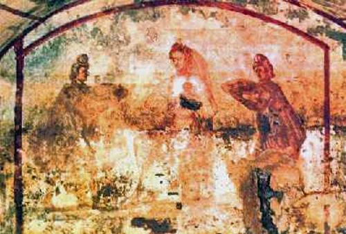 catacumba santosPedro yMarcelino