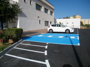fotos aparcaments minusvalits 15-06-2015 002