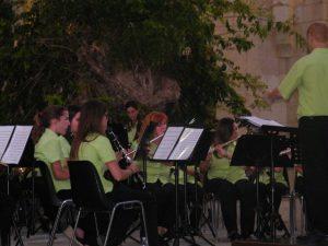 Fotos 23è Festival bandes Son Servera 11-07-2015 012