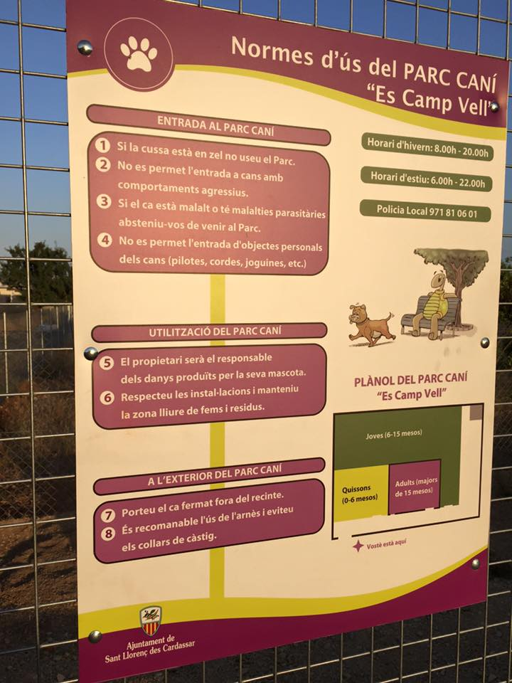 parc caní