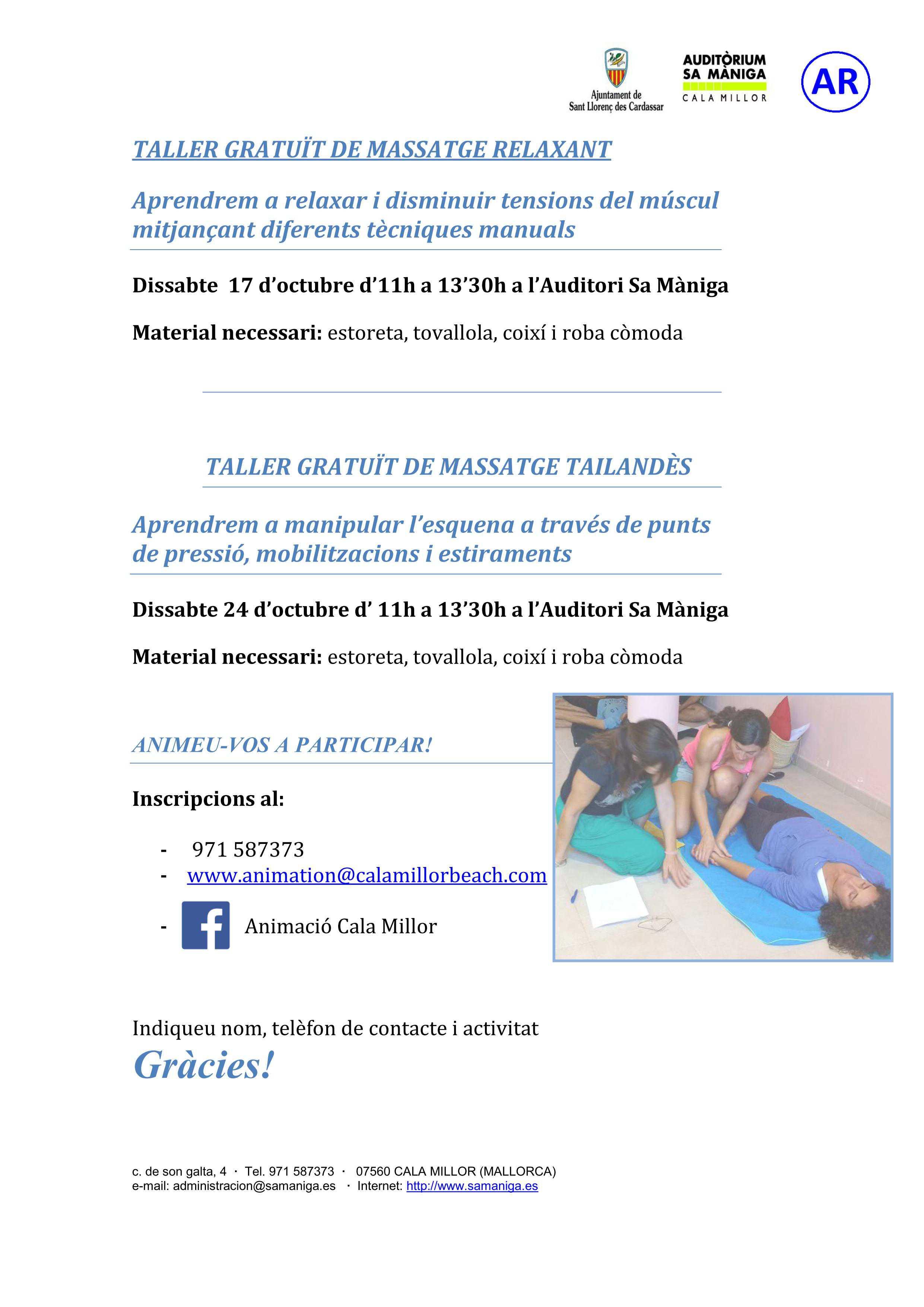 taller massatge octubre imatge