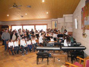 Fotos  missa Cala Millor EM 20-12-2015 030