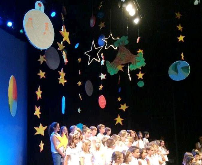 Concert de Nadal de l'Escola de Música i Dansa de Sant Llorenç a l'Auditori sa Màniga