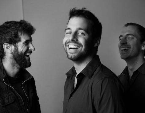 Joan Perol, contrabaix; Xavi Torres, piano; Vic Moliner, bateria