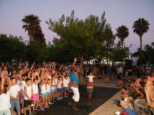 Grup i públic Fotos CURS DANSA Màniga 15 -07-2016 066