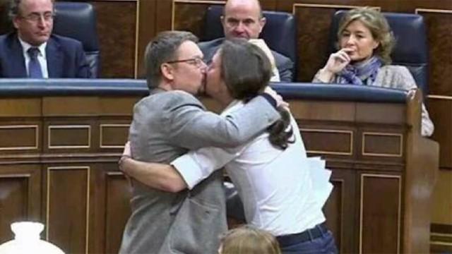 No crec que precisament veiem aquesta imatge pel Parlament de Mallorca...